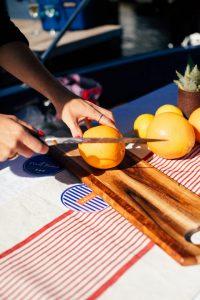 couteau damas idéal pour la cuisine
