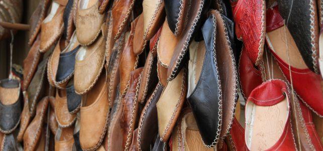 Le cuir artisanal
